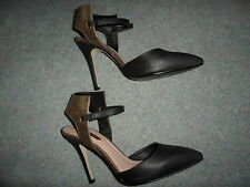 Dorothy Perkins Women's Synthetic Leather Slim High Heel (3-4.5 in.) Shoes