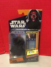 Star Wars Saga Collection Darth Maul SL08 Action Figure MIB