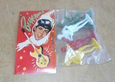 Vintage toy figures EMIROBER spain - THE BEATLES BEATLEMANIA Paul McCartney 60s
