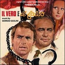 Giorgio Gaslini: Vero E Il Falso, Il (New/Sealed CD)