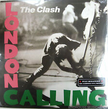 The CLASH LP x 2 London Calling 180 Gram REMASTERED Audiophile SEALED Vinyl NEW