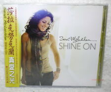 Sarah Mclachlan Shine On 2014 Taiwan CD w/OBI