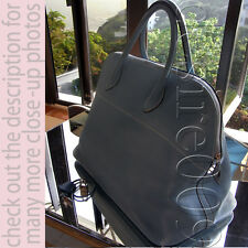 Hermes Blue Jeans Bolide 47cm Travel Hand-Carry Handbag