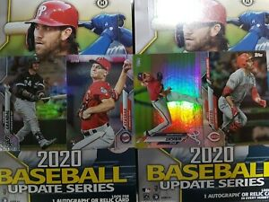 2020 Topps Update Rainbow Foil - YOU PICK FROM LIST