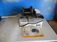 RARE   NEWELL S229-5 GRAPHITE STAR DRAG FISHING REEL WITH BOX-BRAND NEW