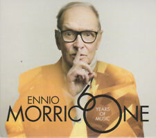 Ennio Morricone - 60 Years of Music - 2016 Decca CD