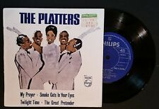 45rpm EP - The Platters - Twilight Time EP