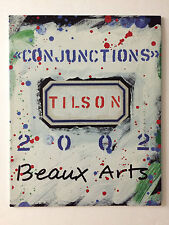 JOE TILSON, exhibition catalogue, Beaux Arts gallery, 2002