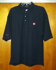 Kartel Classics ~ WILSON Short Sleeve Tennis Golf Polo Shirt Men's Size L ~ VGUC