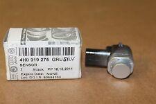 Sensore di parcheggio ad ultrasuoni in argento AUDI a5 ALLROAD a7 q5 q7 TT r8 rs5 4h0919275
