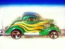 2000 HOT WHEELS   -   1934  3-WINDOW   -  1/64