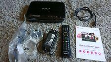 Humax HDR-1100S Smart 1TB Freesat Digital TV Recorder Black Good Condition