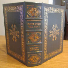 Gone With the Wind; Margaret Mitchell; Easton Press; Free Shipping & Tracking