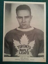 1939-40 OPC V301-1 PEP KELLY #9 - Toronto Maple Leafs