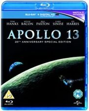 Apollo 13 - 20th Anniversary Edition Blu-ray UV Copy 1995 Region D