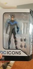 DC Collectibles DC ICONS NIGHTWING 2017 OPENED ONCE! ACCEPTING OFFERS!