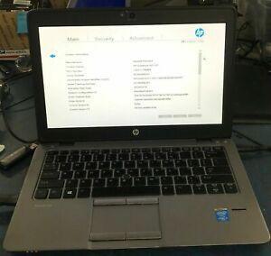 HP EliteBook 820 G2 Intel i7-5600U 2.6GHz 2GB RAM No HDD/OS *READ*   C741