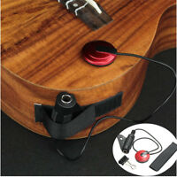 Piezo Clip On Microphone Pickup for Acoustic Guitar Violin Mandolin  Gift