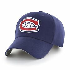 Montreal Canadiens Navy Youth Boys Adjustable Hat Cap
