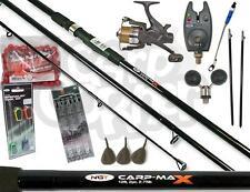 pêche à la carpe pour utiliser avec 12FT 3 PIÈCE TIGE bobine