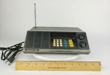 Uniden Bearcat BC 210 10 Channel Programmable Scanner with Antenna/Power Cord
