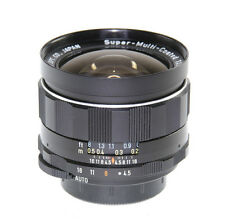SMC Pentax Takumar 20mm 1:4,5 * IMPECABLE * m42 atornillados * screw Mount * asahi *