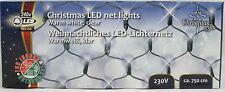 W078 Lichternetz 240 LED Weihnachtslichternetz D0