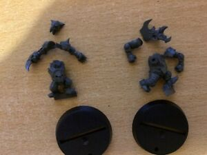 Goblin Scarcrag Snivellers Blood Bowl Team - players x 2 (b)