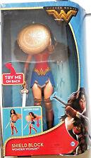 DC Comics Shield Block Wonder Woman Fashion Doll