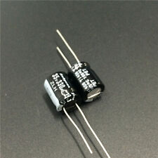 10pcs 330uF 35V 10x12.5mm Rubycon ZLH Low impedance 35V220uF longlife Capacitor