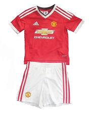 Manchester United Kids Jersey Set Minikit Adidas 116