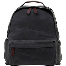ONA - BOLTON STREET BACKPACK - WAXED CANVAS - BLACK - W/ BONUS SLIK MINI TRIPOD