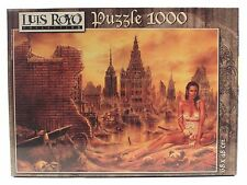 2008 Educa DOLLS (MUÑECAS) Spanish Puzzle LUIS ROYO 1000 pcs SEALED & very rare