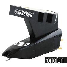 Reloop OM Black Cartridge & Stylus - By Ortofon