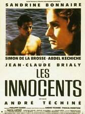 """Affiche 120 x 160 du film  """"LES INNOCENTS"""" André Téchiné Sandrine Bonnaire ."""