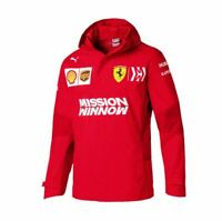 Scuderia Ferrari 2019 F1 Team Rain Jacket