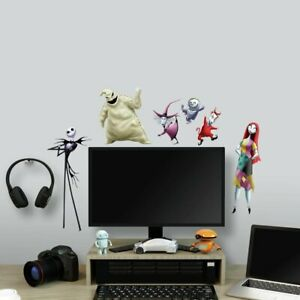 RoomMates The Nightmare Before Christmas 21 Wall Decals