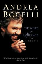 THE MUSIC OF SILENCE [978 - STANISLAO G. PUGLIESE ANDREA BOCELLI (PAPERBACK) NEW