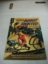 Gold Key MAGNUS ROBOT FIGHTER #11 August 1965