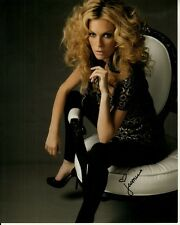 JASMINE DUSTIN hand-signed BEAUTIFUL 8x10 COLOR CLOSEUP authentic w/ UACC RD COA