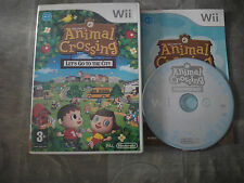 ANIMAL CROSSING, PAL ESPAÑA ¡¡¡ COMPLETO, BUEN ESTADO !!!