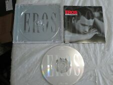 Eros Ramazotti - Self Titled (Cd, Compact Disc) Complete Tested