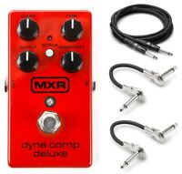 New MXR M228 Dyna Comp Deluxe Compressor Guitar Effects Pedal! Dynacomp