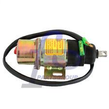 New Fuel Shutoff Solenoid for ISUZU 6BB1, 6B61, 4J62, 4J61 24V