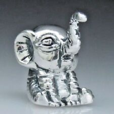Elephant 925 Sterling Silver Charm Bead