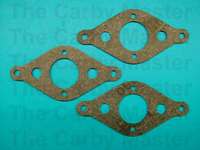 3 x Intake Manifold Gaskets Fits Ryobi, MTD, Craftsman Trimmers and Blowers