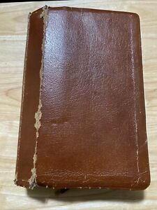 1983 Thompson Chain-Reference Bible NIV Red Letter Edition Leather Kirkbride