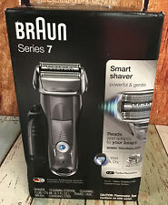 "Braun Series 7 Cordless Rechargeable Men's Electric Shaver ""Read"""