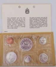 1965 Canada Royal Canadian Mint  Proof - Like 6 COIN SET with COA