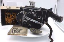 Paillard Bolex H16, 16mm Fiim Movie Camera